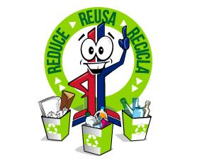 REDUCE - REUSA - RECICLA